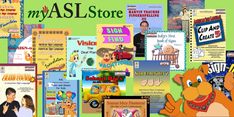 ASL Store products